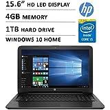 2016 Newest HP Premium High Performance 15.6-inch HD Laptop ( Intel Core I5-5200U Dual-Core 2.2 GHz, 4GB DDR3L...
