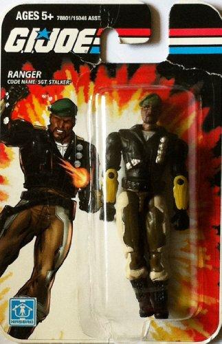 """G.I. JOE Sgt. Stalker 2008 4"""" Action Figure"""