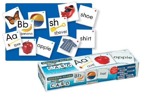 Smethport Pocket Chart Cards Beginning Sounds
