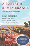 A Poetry of Remembrance: New and Rejected Works (Mary Burritt Christiansen Poetry)