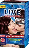 2x Schwarzkopf Live Color XXL / 96 Electro Red Brunette 36/extra deep blacks with electrifying color gloss