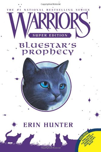 Warriors Super Edition: Bluestar's Prophecy image