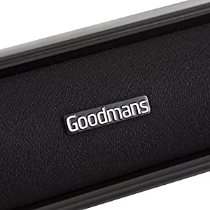 Goodmans GDSB02BT20 20W 2.0 Speaker Bar Theatre System