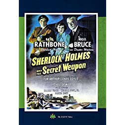 """Sherlock Holmes """"The Secret Weapon"""""""