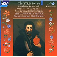 Byrd Edition 7: Cantiones Sacrae 1589