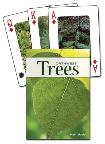 Trees of the Northwest Playing Cards (Nature's Wild Cards)