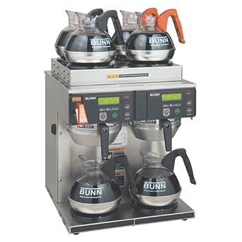 Amazon.com: Bunn AXIOM 12 Cup Automatic Coffee Brewer -AXIOM-4/2-0014: Industrial & Scientific