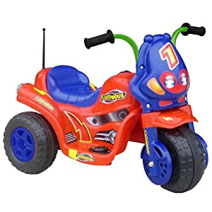 Lil' RiderTM Lux 3 Battery Operated 3 Wheel Trike