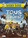 Lucky Luke : Tous à l'Ouest par Guillaume