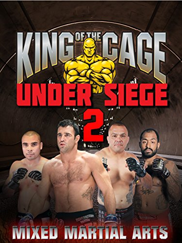 King of the Cage Under Siege II on Amazon Prime Video UK