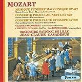 Concerto pour clarinette et orchestre en La majeur, K. 622 : Adagio