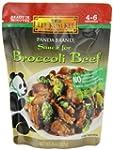 Panda Sauce For Broccoli Beef, 8-Ounc...