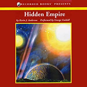 Hidden Empire: The Saga of Seven Suns, Book 1 Audiobook