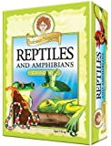 Educational Trivia Card Game - Professor Noggin's Reptiles and Amphibians