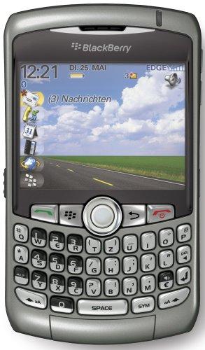 BlackBerry Curve 8310 (GPS, 2MP, QUERTZ) Smartphone