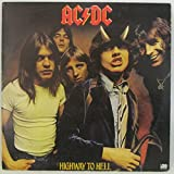 AC/DC Vinyl Record Collection w/ Highway to Hell (1979), Let There Be Rock (1977), Dirty Deeds (1976), and '74 Jailbreak (1975)