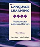 img - for The Language of Learning: Vocabulary for College and Careers book / textbook / text book