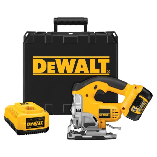 DEWALT DCS330L  18-Volt Cordless XRP Lithium-Ion Jig Saw Kit