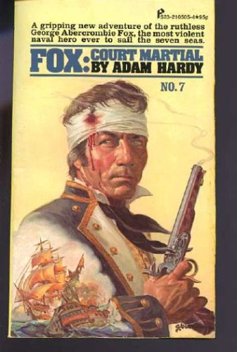 Fox: Court Martial (Court Martial, Number 7), Adam Hardy