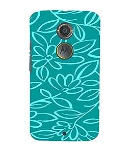 ifasho Designer Phone Back Case Cover Motorola Moto X2 :: Motorola Moto X (2nd Gen) ( You Are One Of Reason Why I Smile )