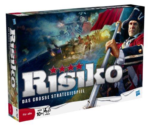 Hasbro 28720100 - Risiko