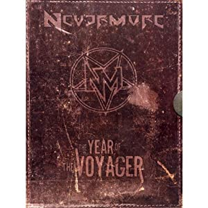 Nevermore - The Year of the Voyager (Ltd. 2DVD + 2CD)