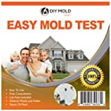 DIY Mold Test, Mold Testing Kit (3 tests).FREE Lab Analysis. Enjoy Peace of Mind. FREE Expert Consultation.Protect your Family and your Home.Easy Mold Test Kit