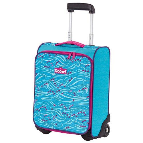 Scout 25510070300 Reisetasche Kindergepäck, 21 Liter, Blau