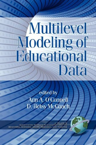 Multilevel Modeling of Educational Data (PB)...
