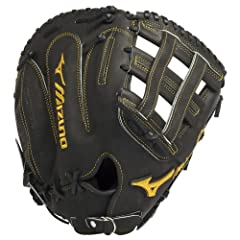 Mizuno PRO GMP300BK 13.00 First Base Pro Sized Baseball Glove by BTS