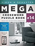Simon & Schuster Mega Crossword Puzzle Book #14
