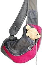 Sannysis Capazos para mascotas mochila perros arneses de seguridad