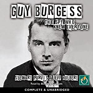Guy Burgess Audiobook