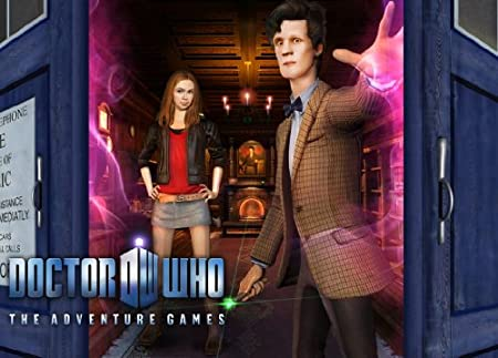 Doctor Who, Episode 3: Tardis [Download]