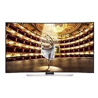 Samsung UN55HU9000 Curved 55-Inch 4K Ultra HD 120Hz 3D Smart LED TV