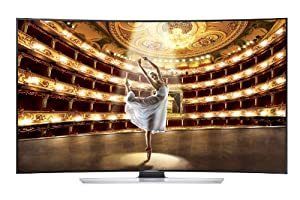 Samsung UN65HU9000 Curved 65-Inch 4K Ultra HD 120Hz 3D Smart LED TV