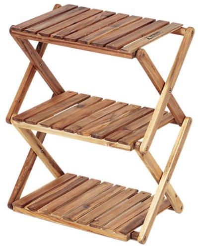 CSクラシックス 木製3段ラック