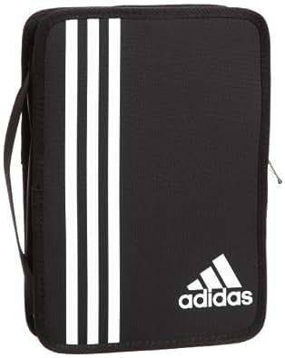 [アディダス] adidas レフェリーバッグ KQ833 E37524 (ブラック/ホワイト)