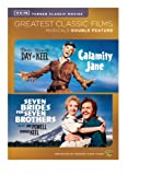 Calamity Jane / Seven Brides for Seven Brothers [DVD] [Region 1] [US Import] [NTSC]