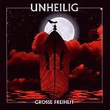 Große Freiheit- Cover der ECHO-Gewinner-CD von Unheilig