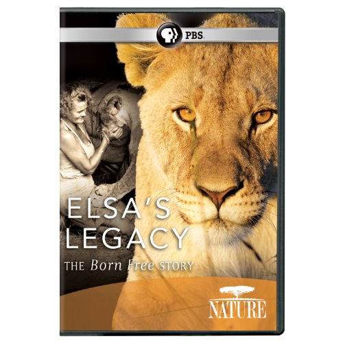 Nature: Elsa'S Legacy: The Born Free Story front-323457