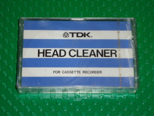 TDK Dry Head Cleaner (Tdk Head compare prices)