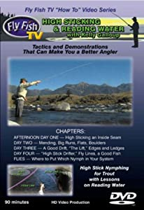 High Sticking & Reading Water DVD with Kelly Galloup