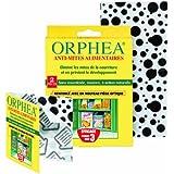 Orphéa - Anti-Mites Naturels Alimentaires x2 - Lot de 2