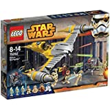 Lego Star Wars - 75092 - Jeu De Construction - Naboo Starfighter