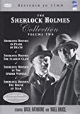 The Sherlock Holmes Collection, Vol. 2 (The House of Fear/The Spider Woman/Pearl of Death/The Scarlet Claw)