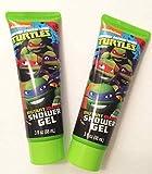 Teenage Mutant Ninja Turtles Shower Gel Mutant Mango 2 Pack