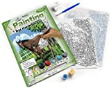 Royal & Langnickel Painting By Numbers Junior Small Art Activity Kit, Mare And Foal