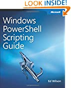 Windows PowerShell Scripting Guide Book/CD Package