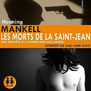 Les morts de la Saint-Jean | Livre audio
